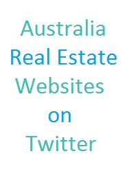 Australia's Biggest Real Estate Websites on Twitter
