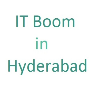 The Ripple Effects of IT Boom In Hyderabad