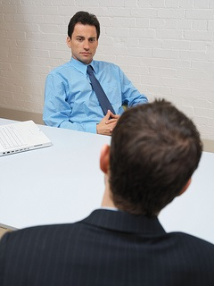 employee interview