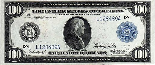 1914_one_hundred_dollars