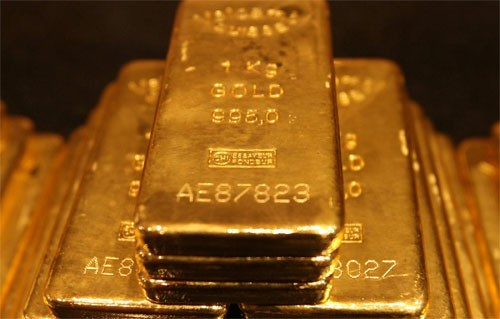 investing in gold in UK