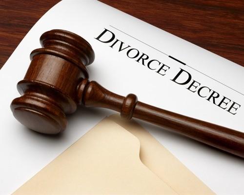 divorce degree