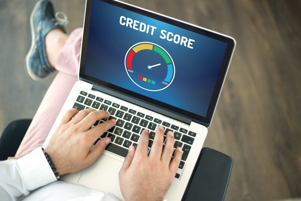 manage credit score