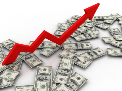 Dollar And Growing Graph
